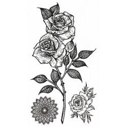 Roses et Rosace