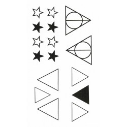 Stars & Triangle