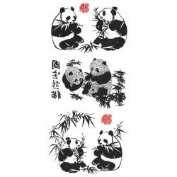 Panda & Bambou