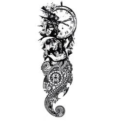 Horloge & Maori