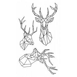 Cerf Graphique
