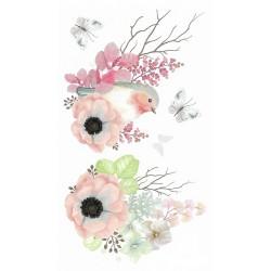 Fleur aquarelle