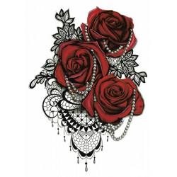 Collier de roses