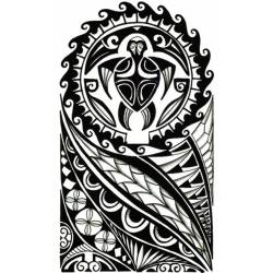 Epaule Maori