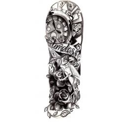 Horloge & Roses