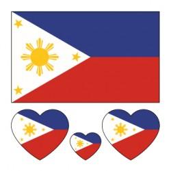 Philippines Drapeau