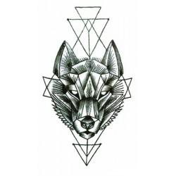 Graphic wolf
